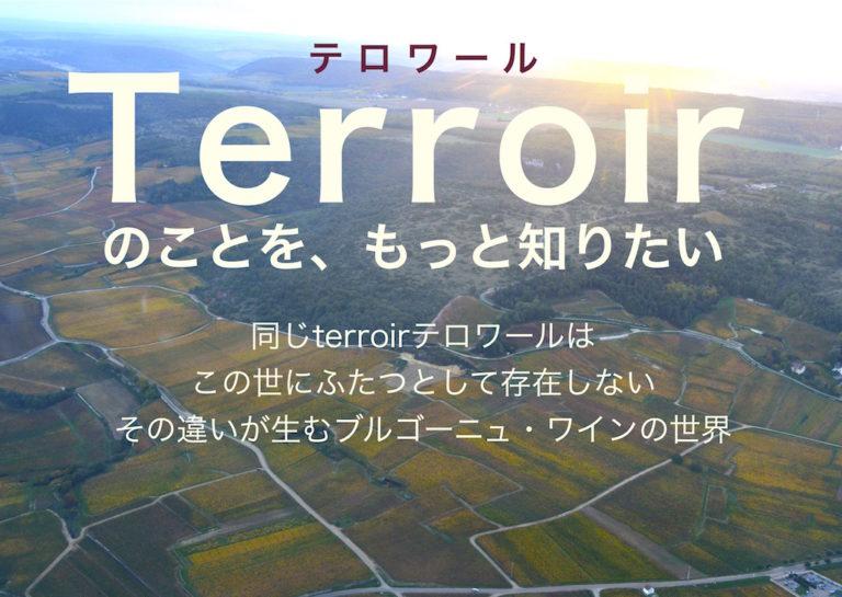 Terroirのことを、もっと知りたい